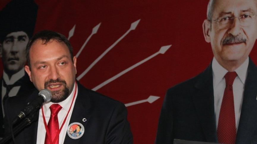 CHP Çiğli İlçe Başkanı Utku Gümrükçü istifa etti