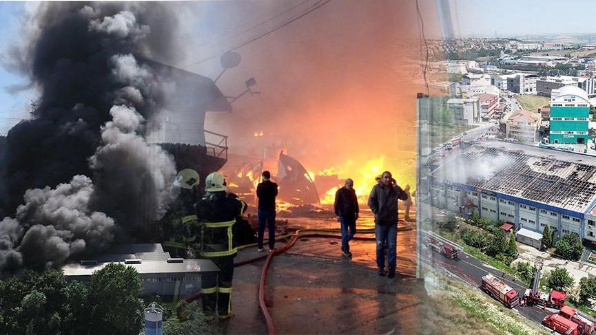 Bu kaçıncı fabrika yangını?