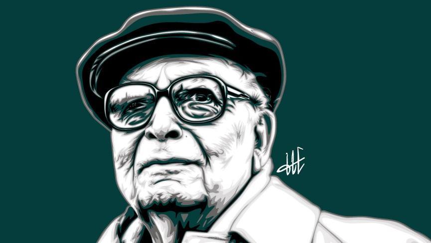 Türk edebiyatının efsane ismi Yaşar Kemal 95 yaşında!
