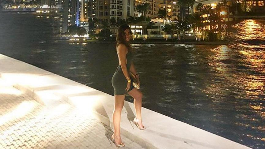Zeynep, Miami gecelerinde