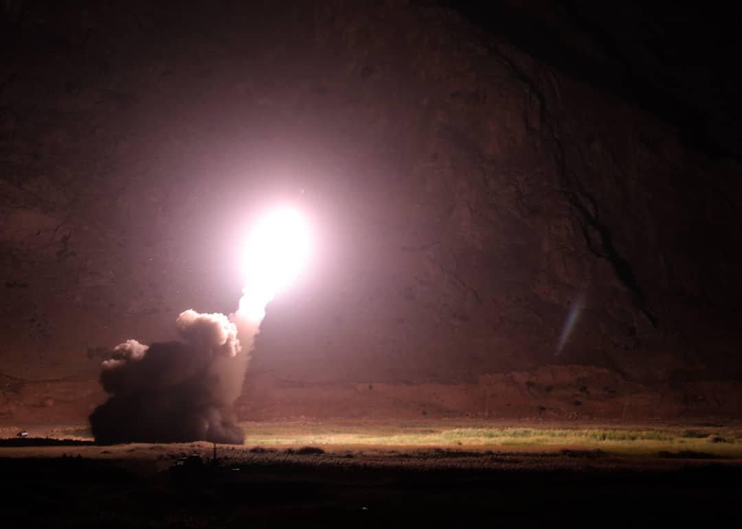 İran ajansları, sabaha karşı gerçekleşen operasyonda çekilen fotoğrafları paylaştı.