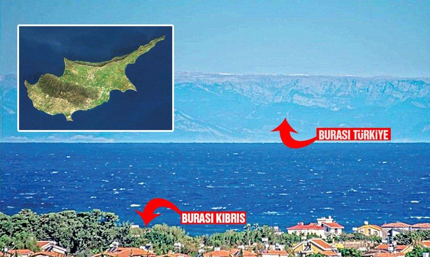 80 KILOMETRE YAKINLIKTAKI ANA VATAN BÖYLE GÖRÜNÜYOR KKTC'nin Girne kentinde çekilen bir fotoğraf, sosyal medyada büyük ilgi gördü. Açık havada çekilen fotoğrafta, yaklaşık 80 kilometre uzaklıktaki Türkiye net şekilde görülüyor.