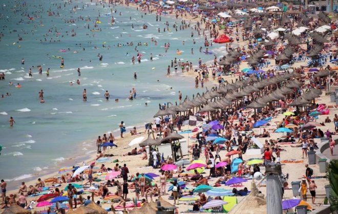 Tatil cennetti Mallorca, İspanya'nın en büyük adası.