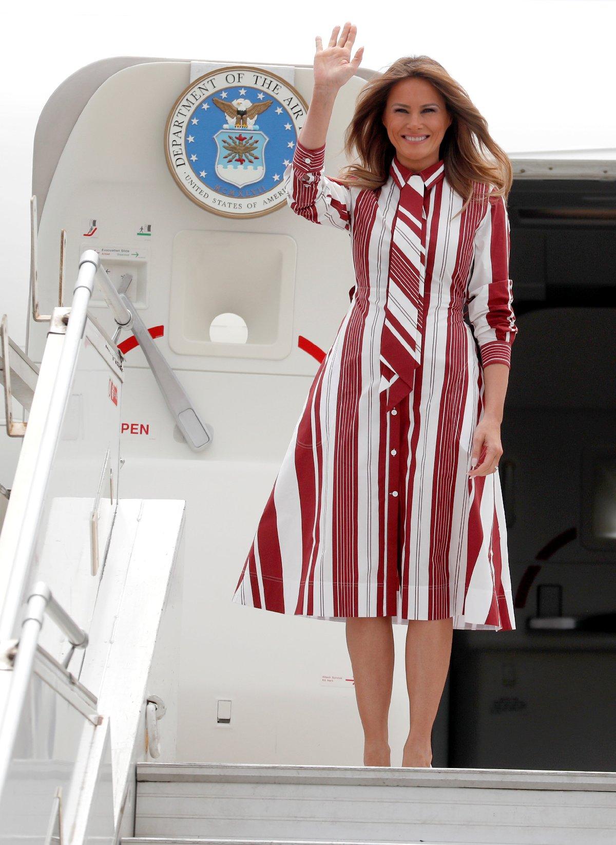 First Lady, Afrika turu kapsamında Gana başta olmak üzere birçok ülkeye gidecek.