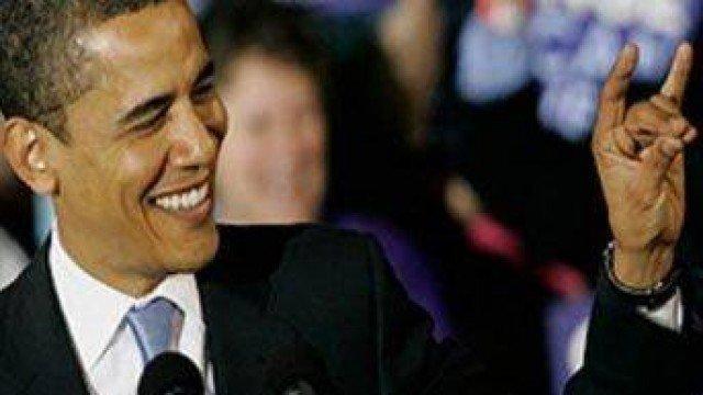ABD'nin eski başkanı Barack Obama.