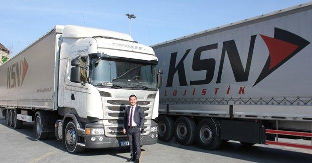 KSN Lojistik Yönetim Kurulu Başkanı Orkun Karayel