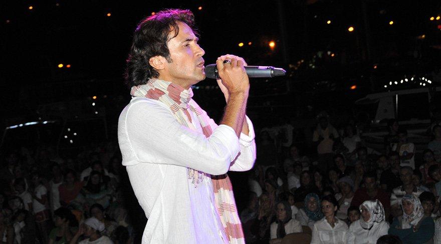 defalarca konser verdi Foto: DHA