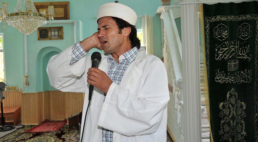 Rockçı kimliği ile bilinen imam Ahmet Muhsin daha önce de ceza aldı. Foto: DHA