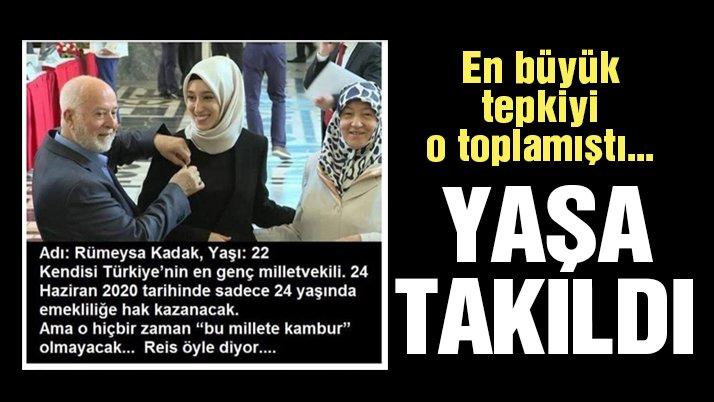 En çok tepki çeken AKP'li vekil Meclis'ten yazı aldı: 43 yıl sonra emekli olacağım!