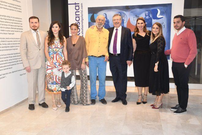 Sami, Aşkın, Mehmet Baz-Ayşen Karakaya-Ali Atmaca-Mehmet, Figen, Öykü, Salih Baz