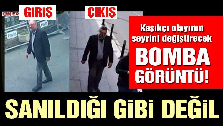 Kaşıkçı'nın kıyafetini giyerek İstanbul'da böyle dolaşmış
