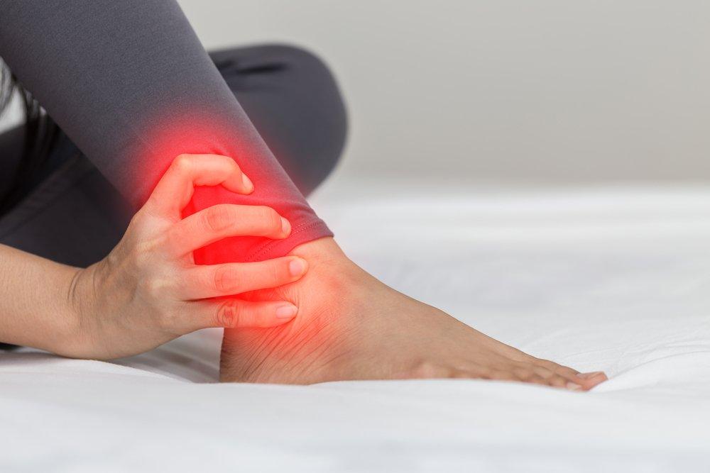 ayak burkulmasinda tedavi nasil olur