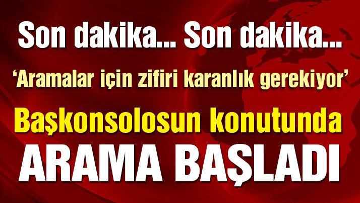 Son dakika… Türk polisi Suudi Başkonsolosun konutunda