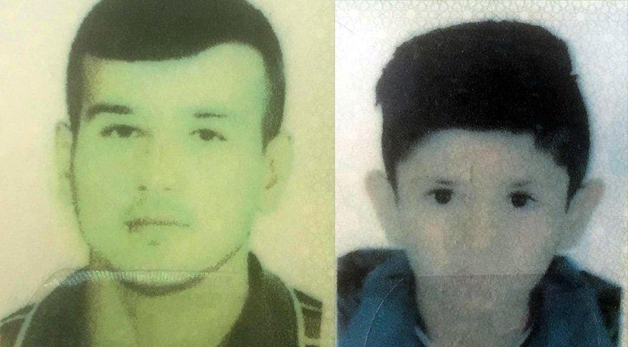 Batan teknede oğlunu ve eşini kaybetti. Foto: DHA