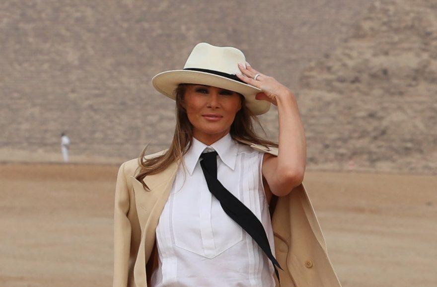 Bazı sosyal medya kullanıcıları Trump'ı macera filmi Indiana Jones'taki oyunculara bezetti. İHA