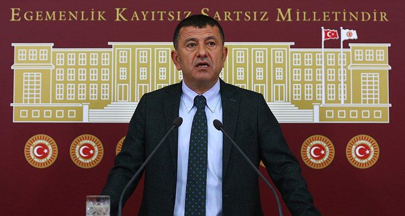 CHP Genel Başkan Yardımcısı ve Malatya Milletvekili Veli Ağbaba. Foto: AA