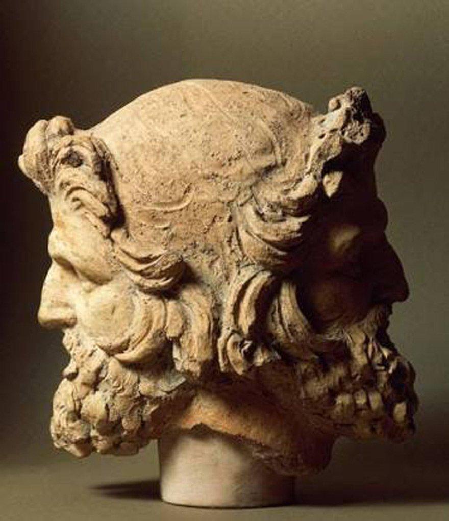 Çift yüzlü Janus