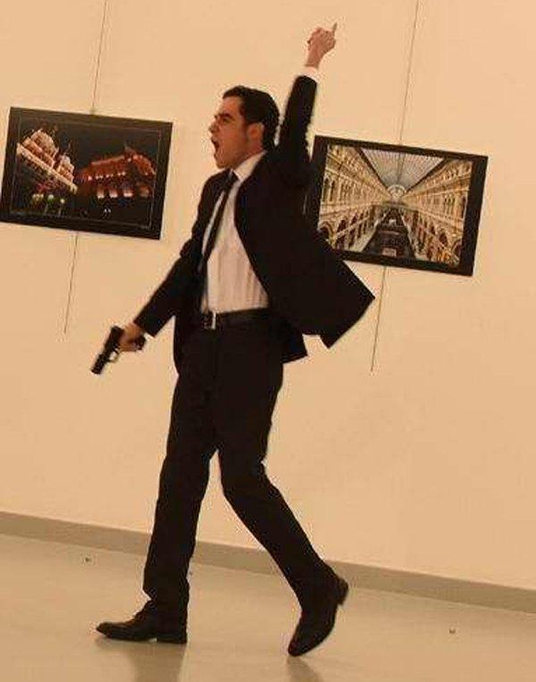 Suikastçı polis memuru Mert Altıntaş ile Burak Yusmak 14 kez görüşmüş.