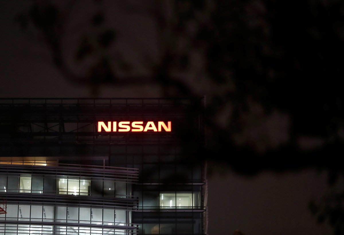 Tokyo Nissan binası Fotoğraf: Reuters