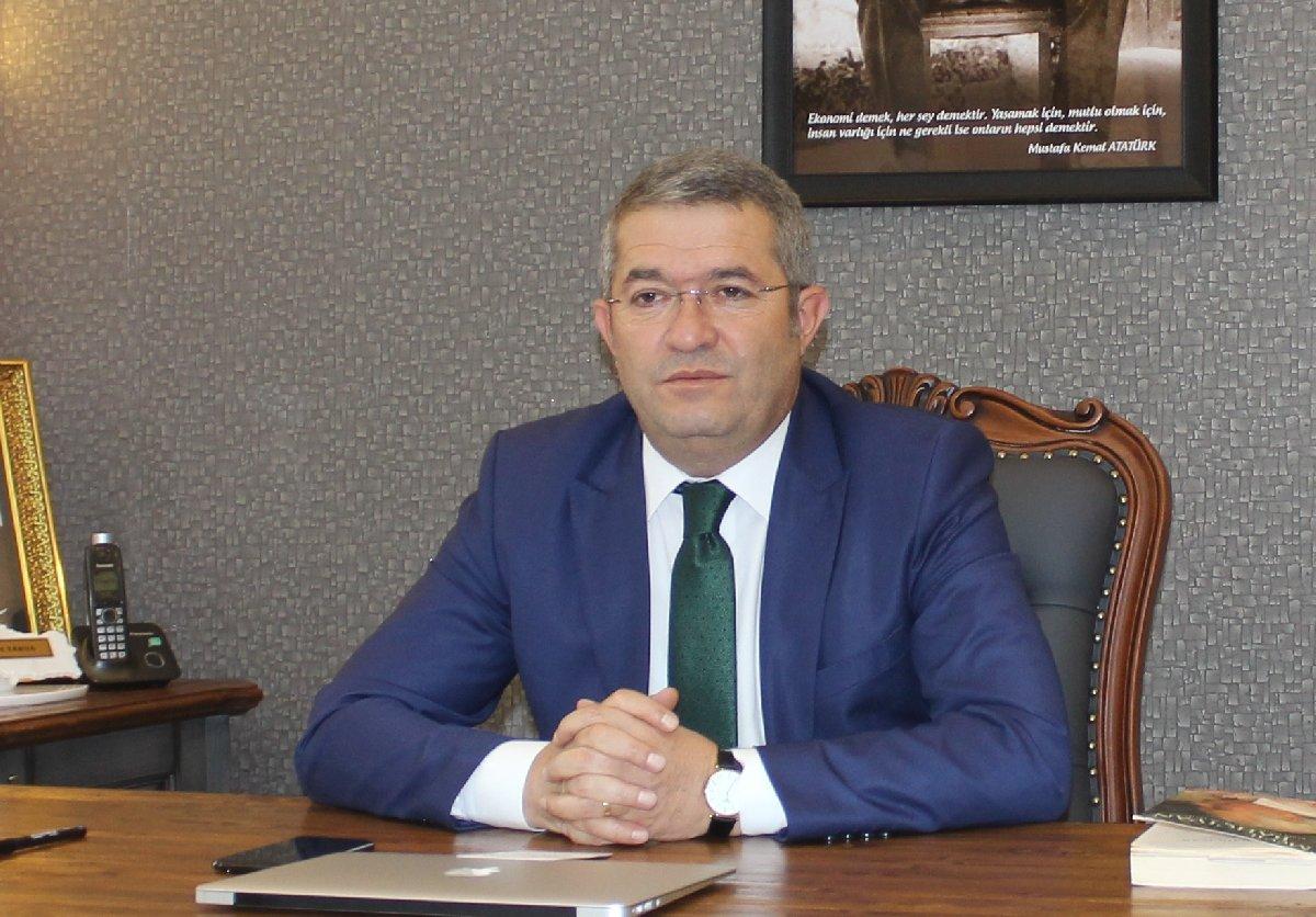 Van Ticaret ve Sanayi Odası Başkanı Necdet Takva