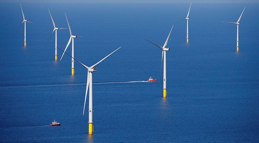 Yasa teklifi ile deniz ile göllerin üzerine rüzgar ve güneş santralleri kurulabilecek.