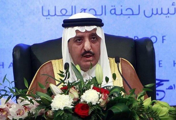 Prens Ahmed'in geçen hafta Riyad'a gelmesi iddiaların hızla yayılmasına sebep oldu.