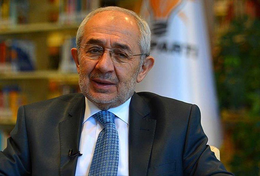 AKP Genel Başkan yardımcılarından Ekrem Erdem Fotoğraf: AA