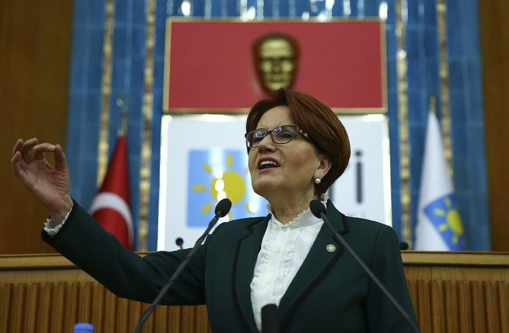 """İYİ Parti Genel Başkanı Meral Akşener, Diyanet İşleri Başkanı için """"Görevden alınsın"""" çağrısında bulundu."""