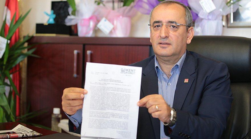 """CHP Kocaeli Milletvekili Haydar Akar, """" Yap-işlet-devret modeli ile devleti batırıyorlar"""" dedi."""