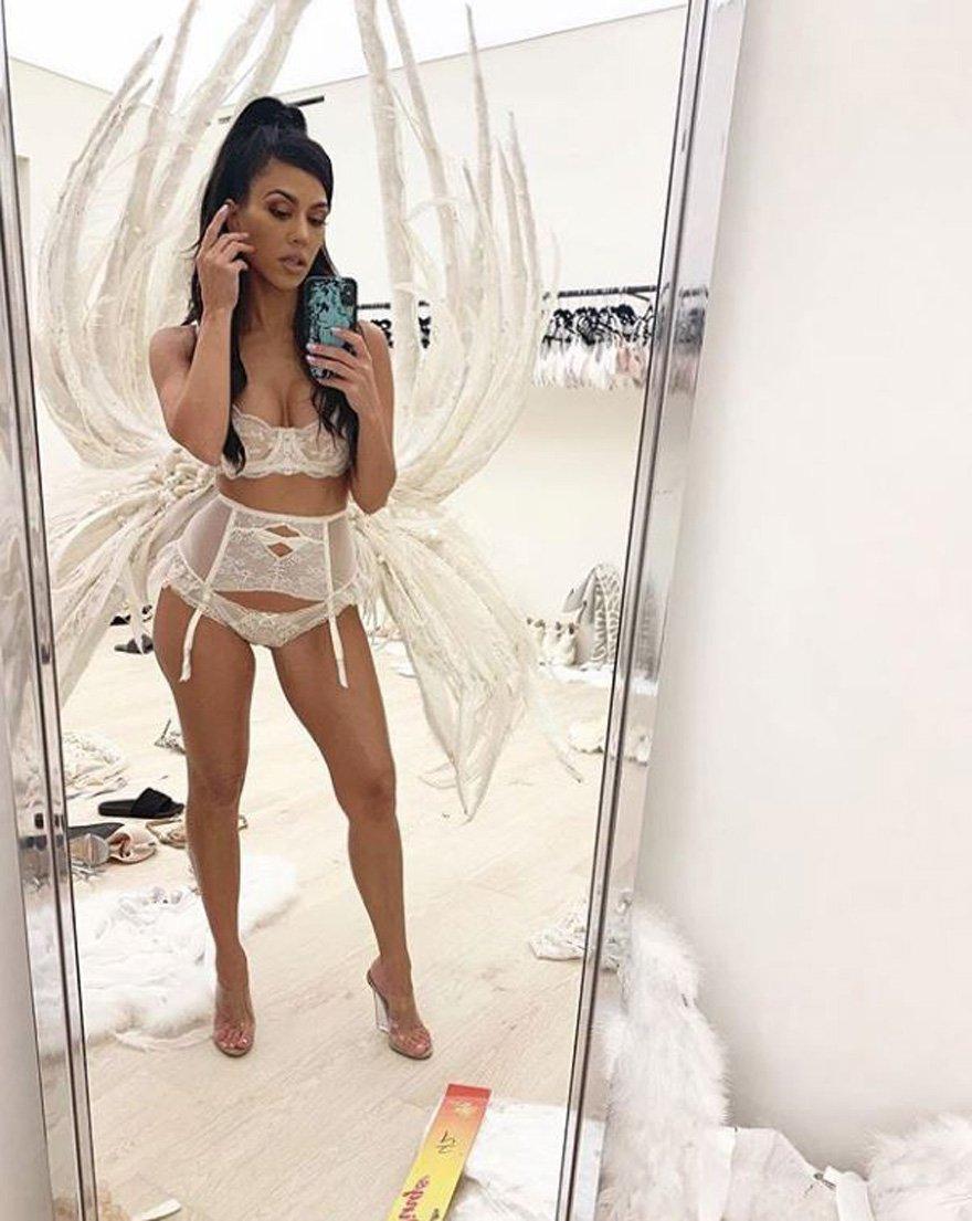Kardashian ailesinin daha sakin ve sessiz üyelerinden biri olan Kourtney Kardashian'ın evindeki dağınıklık hayranlarını çileden çıkardı.
