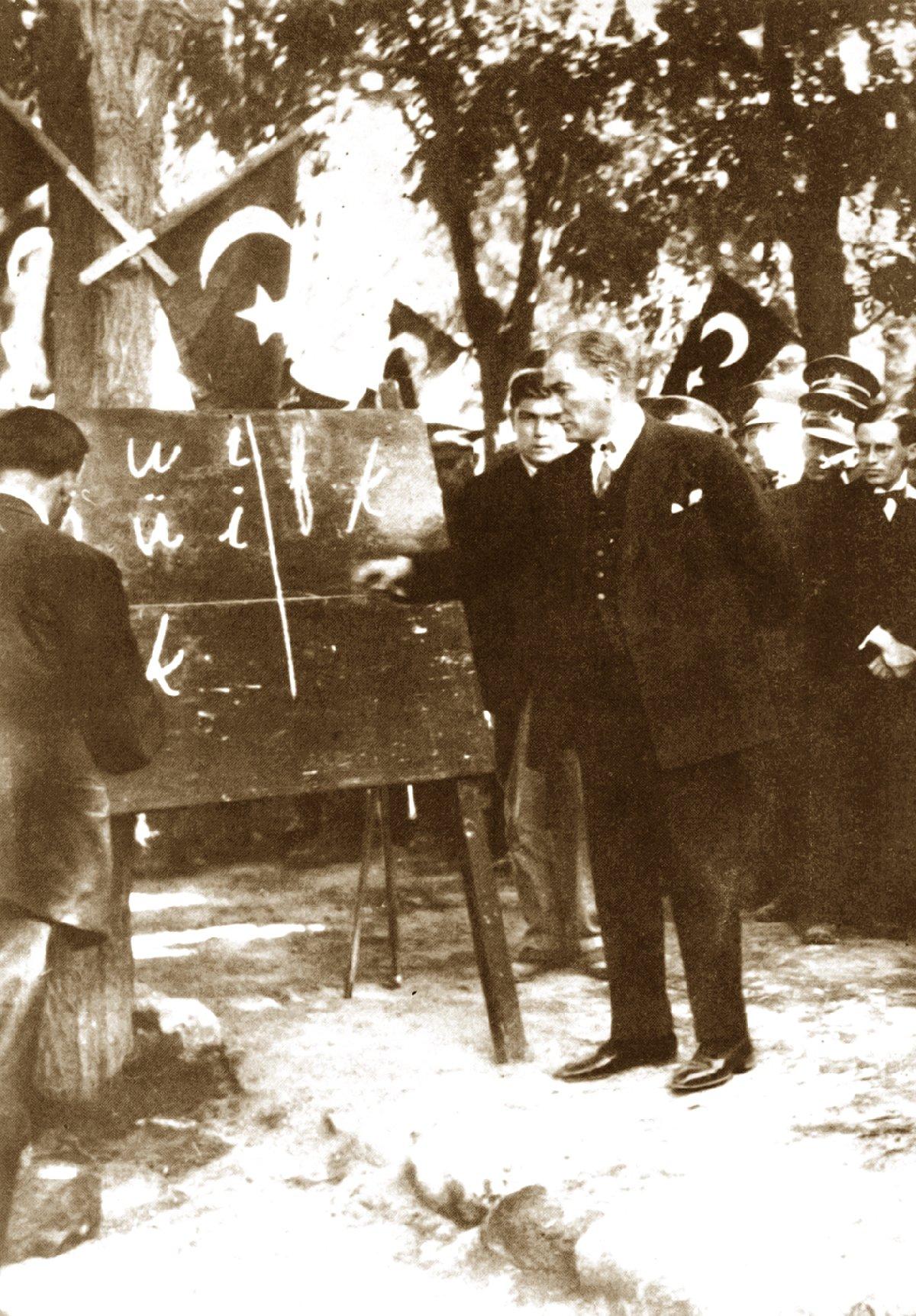 Mustafa Kemal Atatürk albümü...