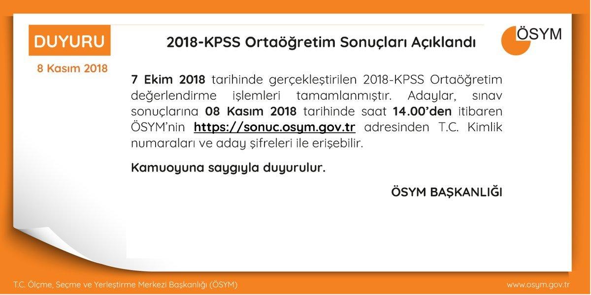 kpss sonuclari