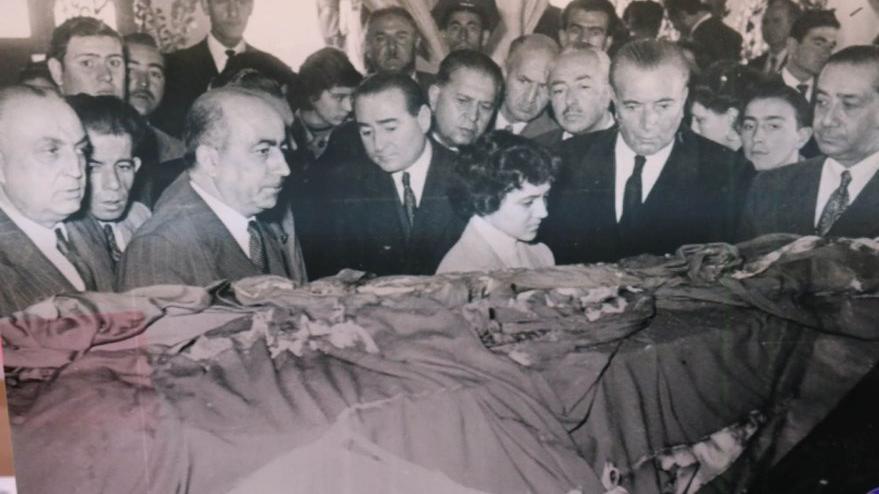 'Atatürk'ün naaşının Anıtkabir'e defninde ben de görev yaptım'