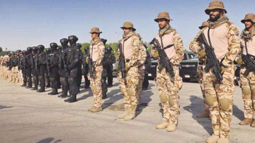 ABD, Irak'ta eğittiği teröristleri Suriye sınırımıza yerleştiriyor