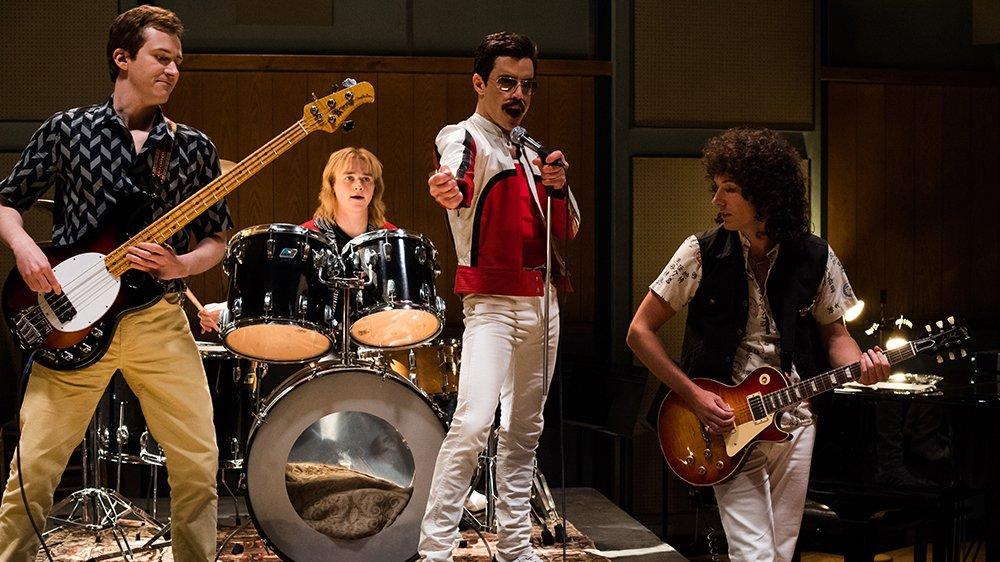 Bohemian Rhapsody alkış topladı