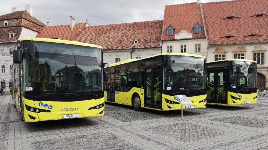 Anadolu Isuzu Romanya'ya 38 aracını teslim etti!