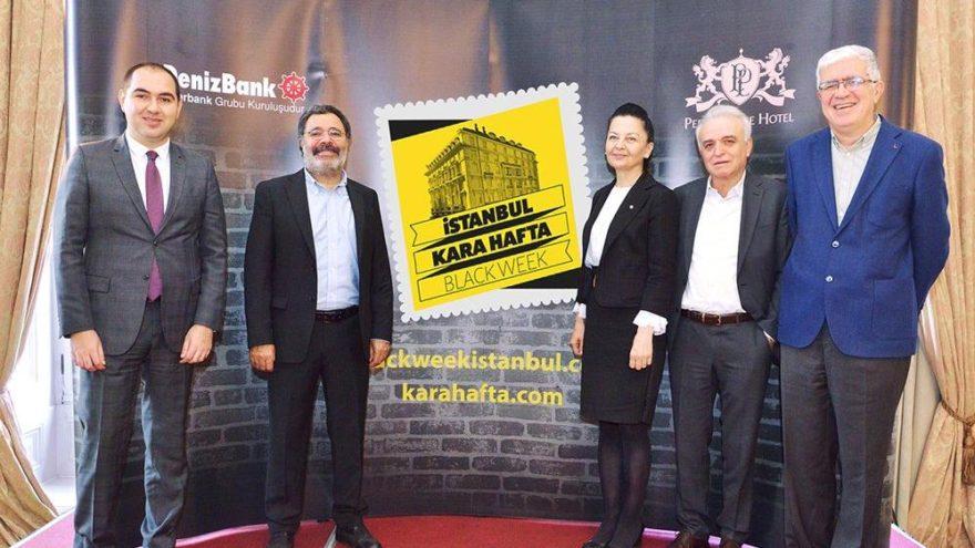 '4. Kara Hafta İstanbul Festivali' başlıyor