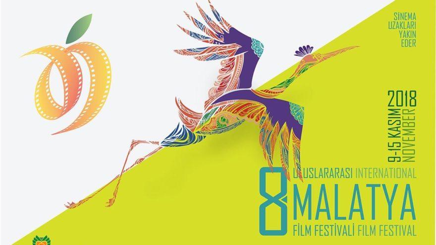 8. Malatya Uluslararası Film Festivali başlıyor