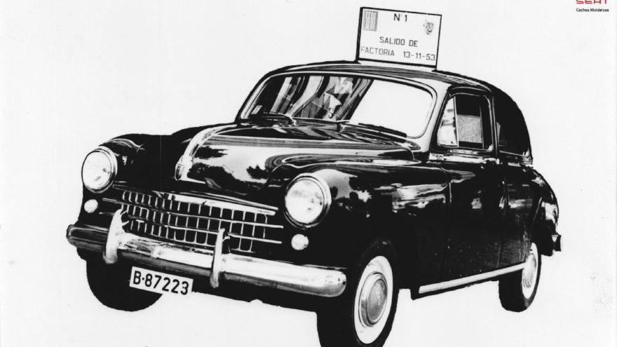 Seat'ın ilk otomobili 65 yaşında!
