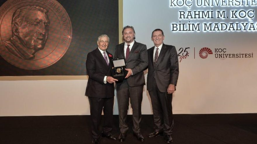 2018 Yılı Koç Üniversitesi Rahmi M. Koç Bilim Madalyası sahibini buldu
