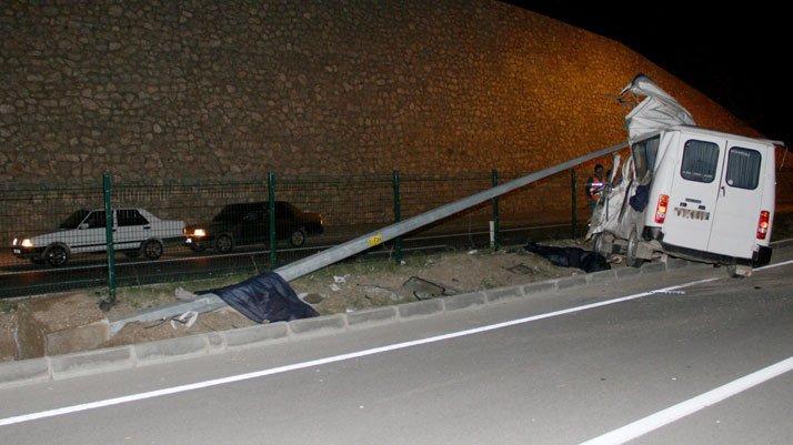 Fethiye'de korkunç kaza! İki kişi feci şekilde can verdi