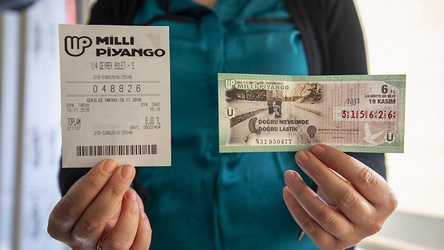 Milli Piyango biletinde yeni dönem