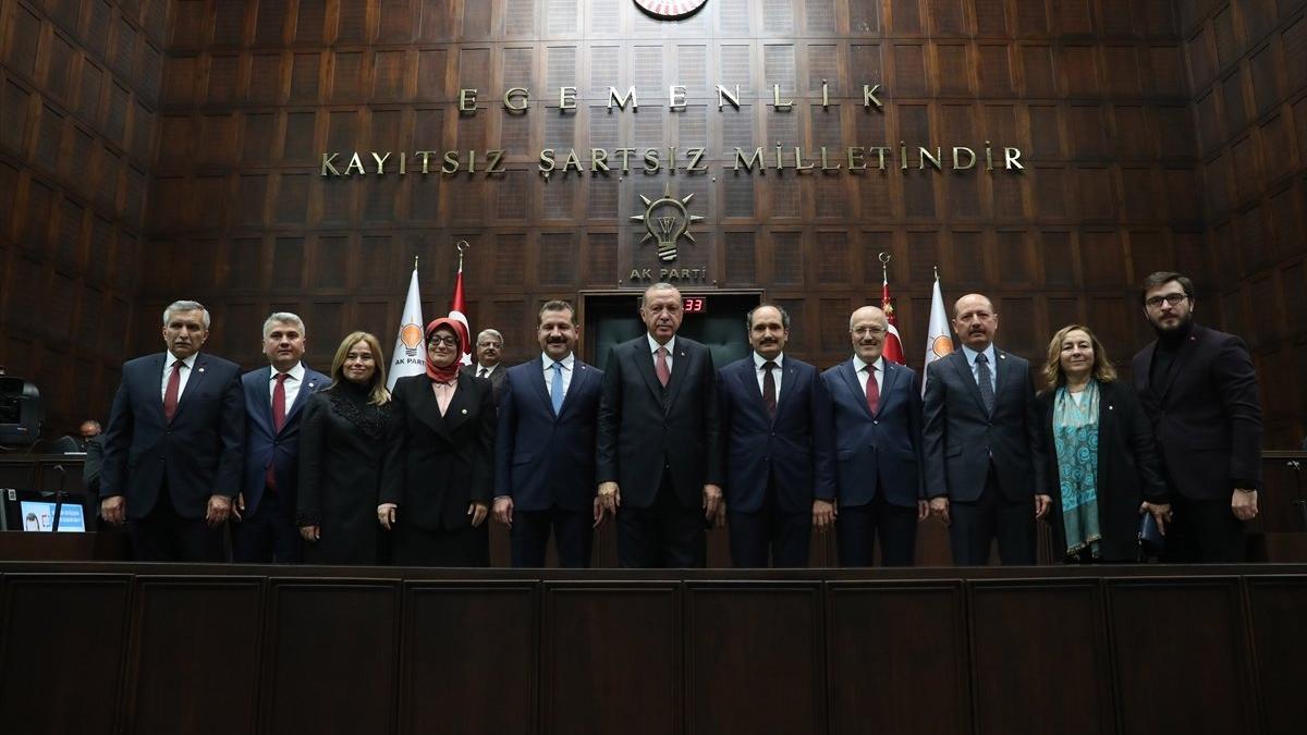 Son dakika... Erdoğan AKP'nin 20 belediye başkan adayını açıkladı