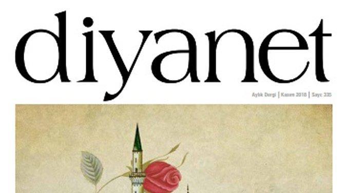 Diyanet'in dergisinde Atatürk'e ağır gönderme