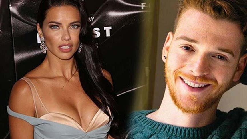 Metin Hara ve Adriana Lima'yı Victoria's Secret defilesi ayırdı