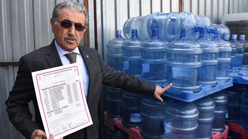 İstanbul'da suya yüzde 25 zam