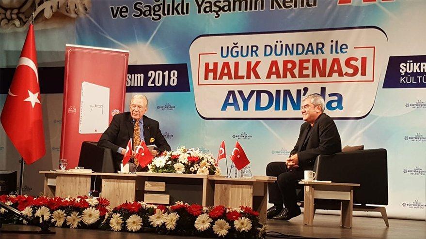 Usta yazar Özdil'den Diyanet'e Atatürk tepkisi