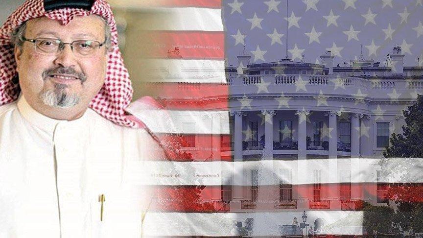 Beyaz Saray'da Cemal Kaşıkçı istifası