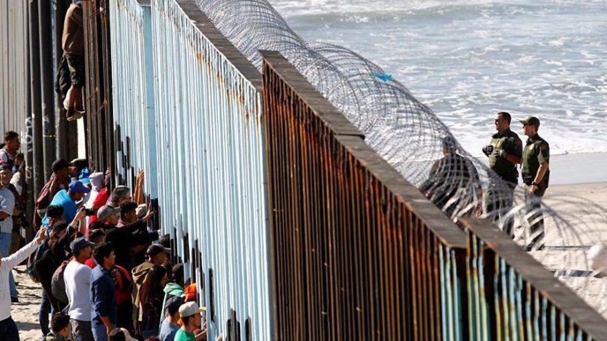 Ve geldiler! Sınırda gergin bekleyiş
