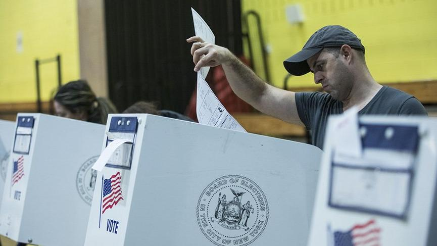 ABD'de kritik kongre seçimi! Resmi olmayan ilk sonuçlar geldi